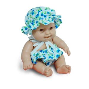 Mini Gordito Bebe Cariñito 19 cm