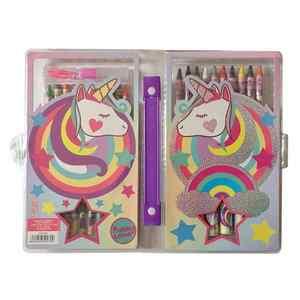 Set de Arte Unicornio 42 Piezas