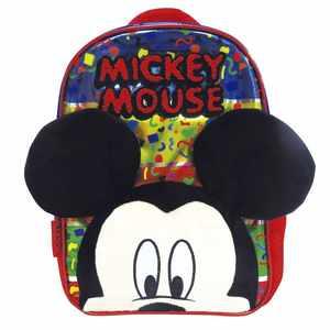 Mochila Disney Mickey 3D 12 Pulgadas Original