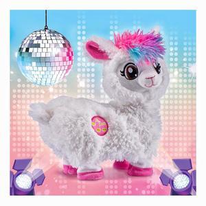 Llama Boppi Bailarina Mueve la Cola Gira 360 Música