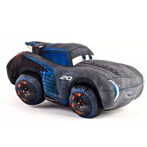 Peluche Jackson Storm Cars 24cm Original