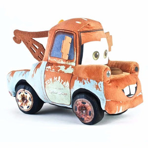 Peluche Tow Mate Cars 24cm Original