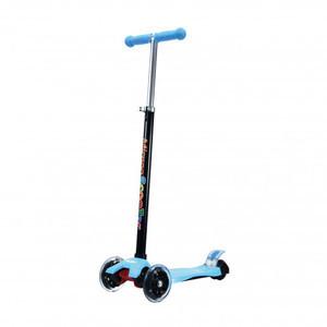 Scooter Monopatin con Luz Frenos  Sistema Anti vuelco