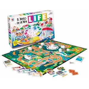 Life El Juego de la Vida Hasbro Original