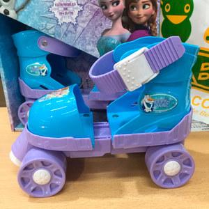 Rollers Extensibles 18-21cm Disney Frozen Ditoys Original