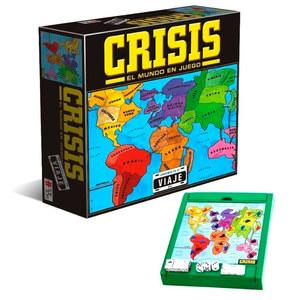 Juego de Mesa Crisis Viaje El Mundo en Juego Top Toys