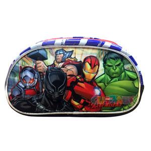 Cartuchera Avengers 2 Cierres Neoprene Original