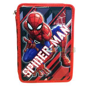 Cartuchera 3D Spiderman 1 Cierre Original