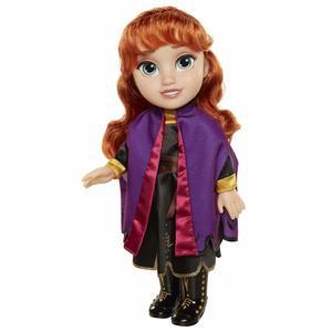 Muñeca Frozen Anna + Botas Original