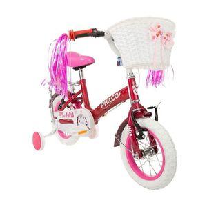 Bicicleta Philco De Niña  Rodado 12 de 2 a 5 años