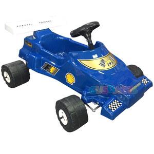 Karting a Pedal Tipo Formula1 Chasis de Metal Ultraresistente
