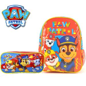 "Combo Paw Patrol Mochila 12"" y Cartuchera Original"