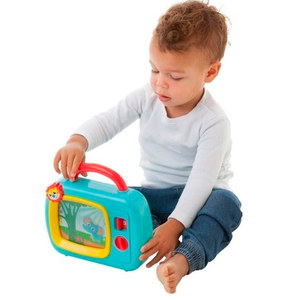Music Box Tv Interactiva Musical Bebe Playgro