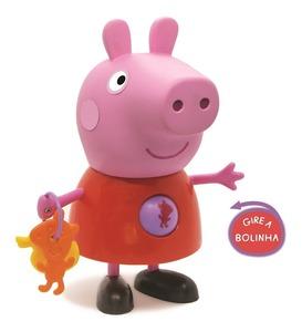 Muñeca Peppa Pig 24cm Original