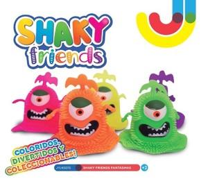 Shaky Friends Fantasmas