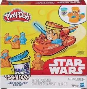 Masa Play Doh Star Wars Luke 2 Potes
