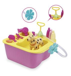 Lavadero de Animales Aqua Pet con Agua de Verdad