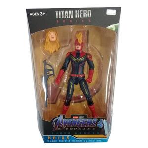 Capitana Marvel Figura de Accion Super Heroes