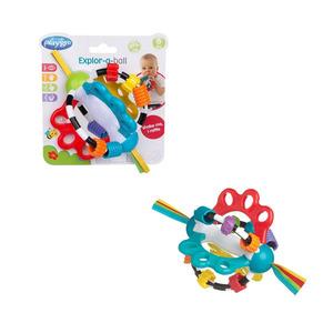 Juguete con Mordillo para Bebes Explora tus Sentidos