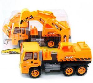 Tractor Excavadora en Estuche 31 x 17