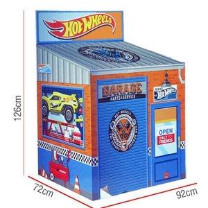 Carpa Hot Wheels Casita Garage Niños Original