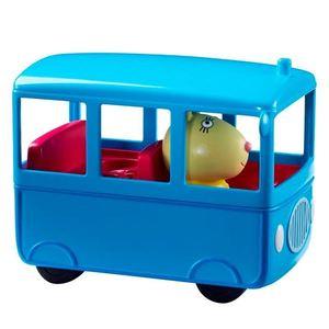 Autobus Escolar Peppa Pig