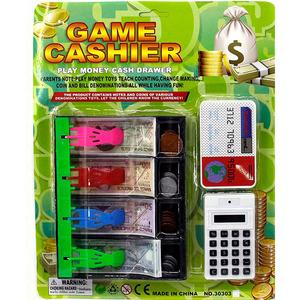 Caja de Cobro Billetes Tarjeta de Credito Monedas