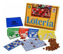 Juego De Mesa de Loteria Green Box Ruibal