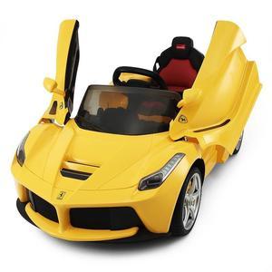 Auto Deportivo Ferrari a Bateria 2020  + Control Remoto 12v