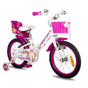 Bicicleta Rodado 16 Fiore con Canasto y Sillita