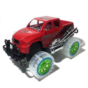 Camioneta 4x4 a Fricción Luces y Sonido 22cm