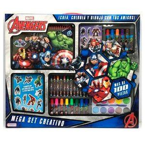 Mega Set Arte Avengers