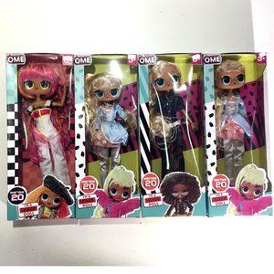 Muñecas Tipo Lol Omg 26 cm