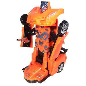 Auto Transformer con Luz y Sonido 22cm