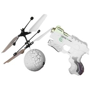 Drone Esfera Control Pistola Luces