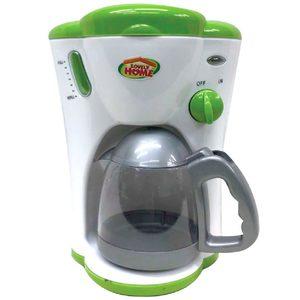 Cafetera a Pilas Juguete Agua Real con Luz