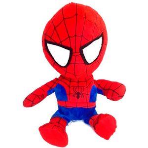 Peluche Spiderman Extra Suave con Sopapas 26cm