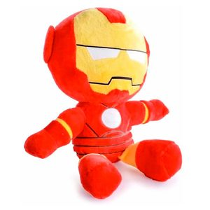 Peluche Iron Man Extra Suave con Sopapas 26 cm