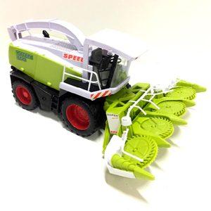 Tractor Cosechador Gigante a Fricción Piezas Giratorias 46cm