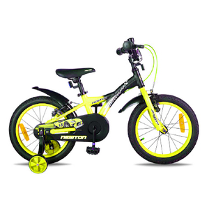 Bicicleta Rodado 16 Newton Sport Aluminio Guardabarros