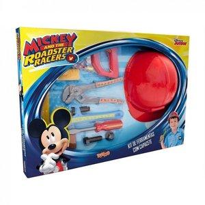 Set de Herramientas Mickey Mouse con Casco
