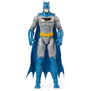 Batman Blue Figura 30 Cm 11 Articulaciones Spin Master DC