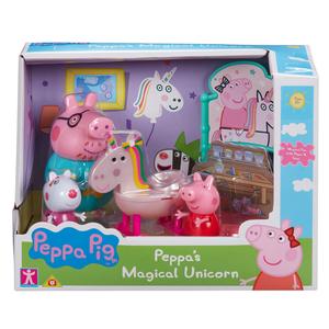 Peppa Playset Tematico, 3 Surtido