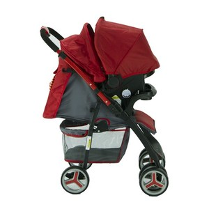 Travel System Zap Kiddy Manija Rebatible