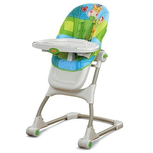 Fisher Price - Silla De Comer - Discover N´grow 4 Alturas