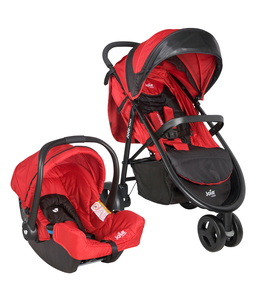 Coche Travel System Jogger Infanti Joie Litetrax