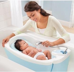 Gusbabys promo ba era luxury jacuzzi y spa para beb s for Banera con yacusi