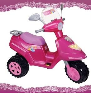 Scooter a Bateria Princesas o BarbieOriginal