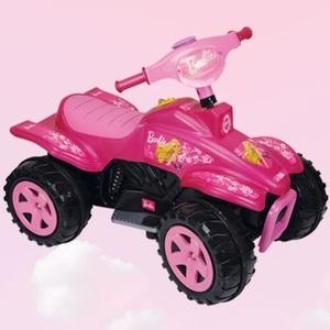 Cuatriciclo a Bateria Barbie Original Biemme