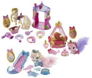 Palace Pets Mascotas C/ Accesorios Princesas Disney Original